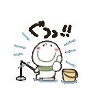 まるぴ★の冬2018(個別スタンプ:12)