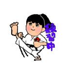 少林寺拳法 (頑張れ娘ver.)(個別スタンプ:05)