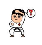 少林寺拳法 (頑張れ娘ver.)(個別スタンプ:10)