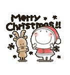 まるぴ★の冬クリスマス(個別スタンプ:01)