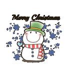 まるぴ★の冬クリスマス(個別スタンプ:02)