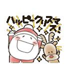 まるぴ★の冬クリスマス(個別スタンプ:12)