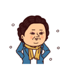 大人ぷりてぃマダム[冬](個別スタンプ:29)
