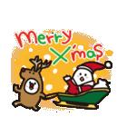 あびたまちゃんのクリスマス♪(個別スタンプ:02)