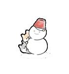 ほんわかしばいぬ<冬>(個別スタンプ:07)