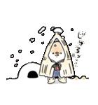 ほんわかしばいぬ<冬>(個別スタンプ:10)
