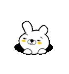 正直すぎるウサギ(個別スタンプ:28)