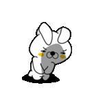 正直すぎるウサギ(個別スタンプ:35)