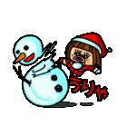 「私の中のぶちゃ子」no.2 クリスマスver.(個別スタンプ:18)
