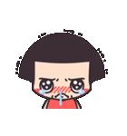 おかっぱちゃん♥2(個別スタンプ:11)
