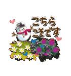 Enjoy♡☆冬のセット(個別スタンプ:13)