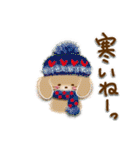 Enjoy♡☆冬のセット(個別スタンプ:25)