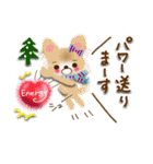 Enjoy♡☆冬のセット(個別スタンプ:31)