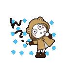 ▶︎動く!はな子✿冬だよ。(個別スタンプ:08)
