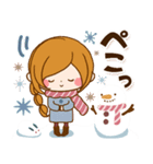 大人かわいい癒しの冬(個別スタンプ:12)
