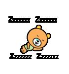 動くクマさんの全力メッセージ(個別スタンプ:10)