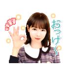 乃木坂46 22ndシングルうたんぷ(個別スタンプ:04)