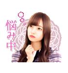 乃木坂46 22ndシングルうたんぷ(個別スタンプ:11)