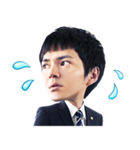 リーガルV~元弁護士・小鳥遊翔子~(個別スタンプ:38)