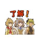 TVアニメ「ラストピリオド」(個別スタンプ:01)