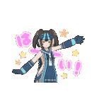 TVアニメ「ラストピリオド」(個別スタンプ:02)