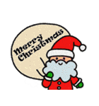 アトリエHJの冬&クリスマススタンプ(個別スタンプ:02)