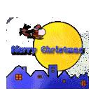 アトリエHJの冬&クリスマススタンプ(個別スタンプ:04)