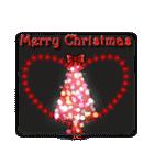 アトリエHJの冬&クリスマススタンプ(個別スタンプ:09)