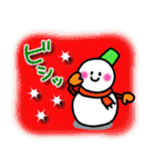 アトリエHJの冬&クリスマススタンプ(個別スタンプ:27)