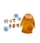 水彩えほん【冬編】(個別スタンプ:11)