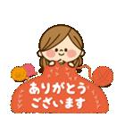 かわいい主婦の1日【冬でもあったか編】(個別スタンプ:04)