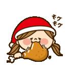 かわいい主婦の1日【冬でもあったか編】(個別スタンプ:28)