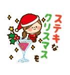 かわいい主婦の1日【冬でもあったか編】(個別スタンプ:34)