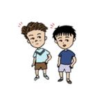さくらももこ原作コミックちびまる子ちゃん(個別スタンプ:26)