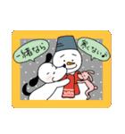 WanとBoo (ふゆ編)(個別スタンプ:19)