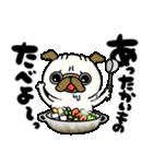 ♡年末年始のパグさん♡(個別スタンプ:09)