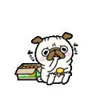 ♡年末年始のパグさん♡(個別スタンプ:28)