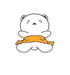 たれめっくま(個別スタンプ:40)