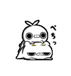 クレイジー闇うさぎVSブチギレ毒舌くま(個別スタンプ:01)