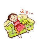 はっぴーすたんぷ3〜主婦.嫁.母(ママ)〜(個別スタンプ:25)