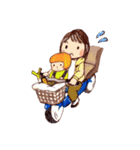 はっぴーすたんぷ3〜主婦.嫁.母(ママ)〜(個別スタンプ:29)