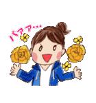 はっぴーすたんぷ3〜主婦.嫁.母(ママ)〜(個別スタンプ:34)