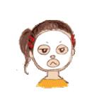 はっぴーすたんぷ3〜主婦.嫁.母(ママ)〜(個別スタンプ:35)
