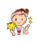 はっぴーすたんぷ3〜主婦.嫁.母(ママ)〜(個別スタンプ:39)