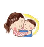 はっぴーすたんぷ3〜主婦.嫁.母(ママ)〜(個別スタンプ:40)