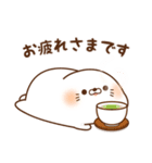 使いやすい・毒舌あざらし(個別スタンプ:12)
