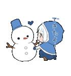 雪ん子ユキちゃん(個別スタンプ:08)