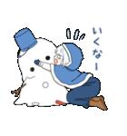 雪ん子ユキちゃん(個別スタンプ:10)