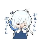 雪ん子ユキちゃん(個別スタンプ:24)