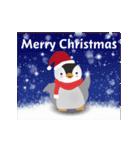 ペンギンの冬~クリスマスとお正月~(個別スタンプ:01)